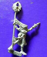 1x RRD4 Kaia Stormwitch abanderado elfs elfos de madera metal figura citadel GW