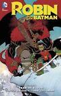 Robin Son of Batman: Volume 1 by Patrick Gleason (Paperback, 2016)