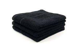 24-x-Black-Hairdressing-Towels-Salon-Beauty-Barber-Towels-50x85cm