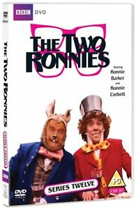 The Two Ronnies: Series 12 [DVD]