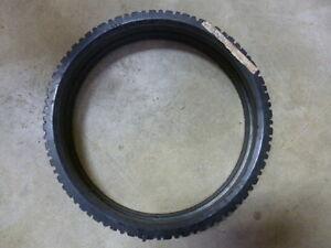 New Parker Lawnsweeper Leaf Lawn Sweeper Wheel Tire Skin