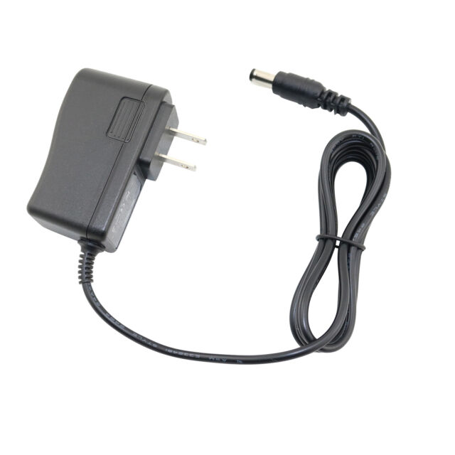 For Casio AD-A95100 Label Printer AC Adapter Power Supply Cord Charger PSU Plug