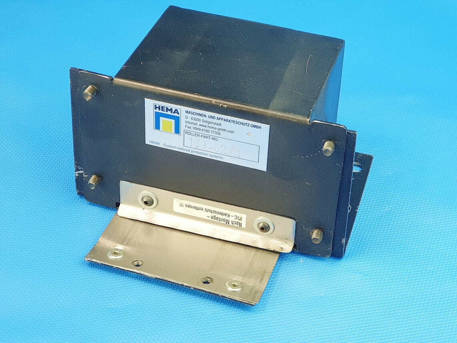 Hema 163482 1 Roller System mit Gehäuse und 3m Stahl Band Inkl. MwSt.