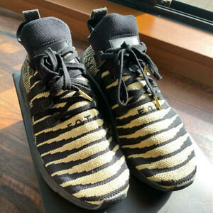 adidas Dragon ball Z collaboration Shenron size 10 Black gold ...