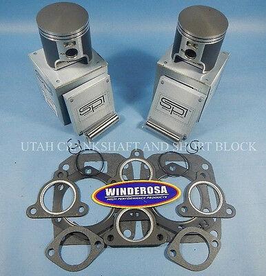 Winderosa Top End Gasket Kit For Polaris SUPER SPORT 550 1999-2002 550cc