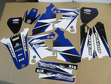 New YZF 250 400 426 98-02 FLU PTS2 Graphics Sticker Decals Kit Motocross