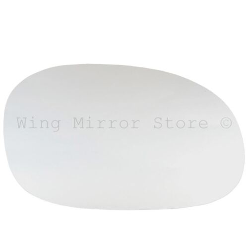 Right Driver Side Wing Door Mirror Glass for PEUGEOT 1007 2005-2008 Stick