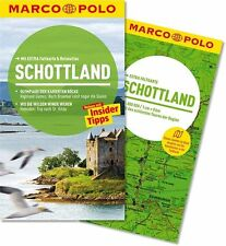 !! Schottland mit Karte 2014 UNGELESEN Reiseführer  Urlaub Marco Polo Edinburgh