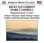 Ricky Ian Gordon: Rappahannock County (CD, Apr-2013, 2 Discs, Naxos (Distributor))