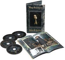 OZZY OSBOURNE-Prince of Darkness       JAPAN 4 CD BOX