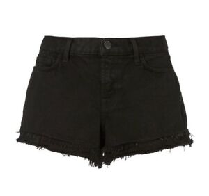 sfilacciato J Sachi pantaloncini Brand neri 6xwqUE8