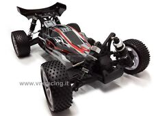 BUGGY SPIRIT CON MOTORE ELETTRICO BRUSHED RC-550 E RADIO 2.4GHZ 1:10 4WD RTR VRX