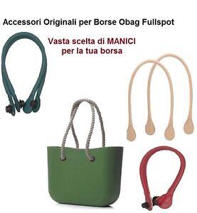 Manici Per Borse O Bag.Handles For Bag Obag Fullspot Original Accessories Ebay