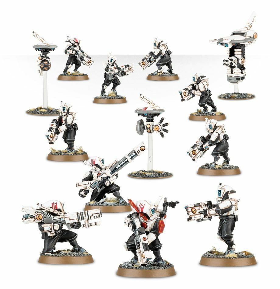 TAU EMPIRE PATHFINDER TEAM - GAMES WORKSHOP