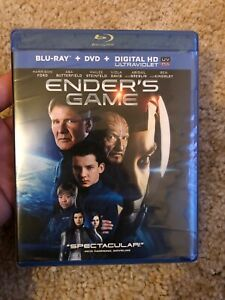 Enders Game Blu Ray Brand New | eBay