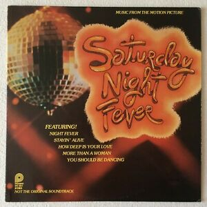 PICKWICK-INTERNATIONAL-SATURDAY-NIGHT-FEVER-1978-US-9-TRACK-VINYL-LP-RECORD