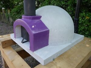 Details About Professional Commercial Catering Outdoor Wood Fired Pizza Oven Uk Manufacture