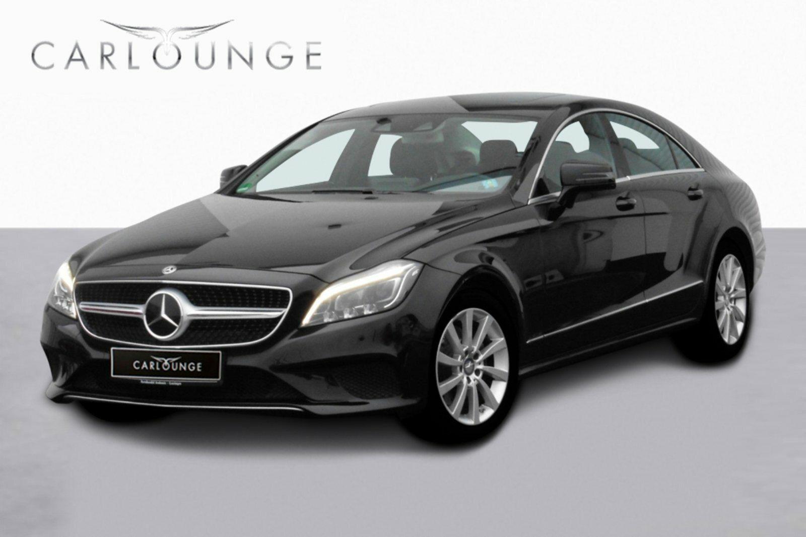 Mercedes CLS350 3,0 BlueTEC aut. 4-M 4d - 2.229 kr.