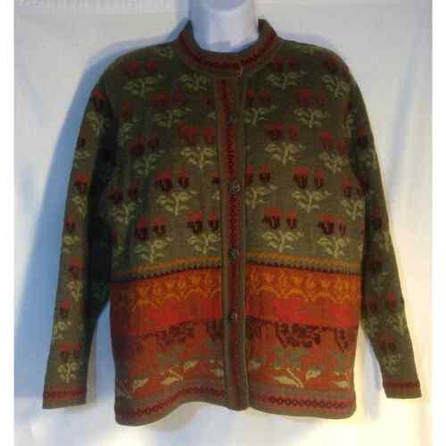 Cherry Lewis Cardigan Sweater