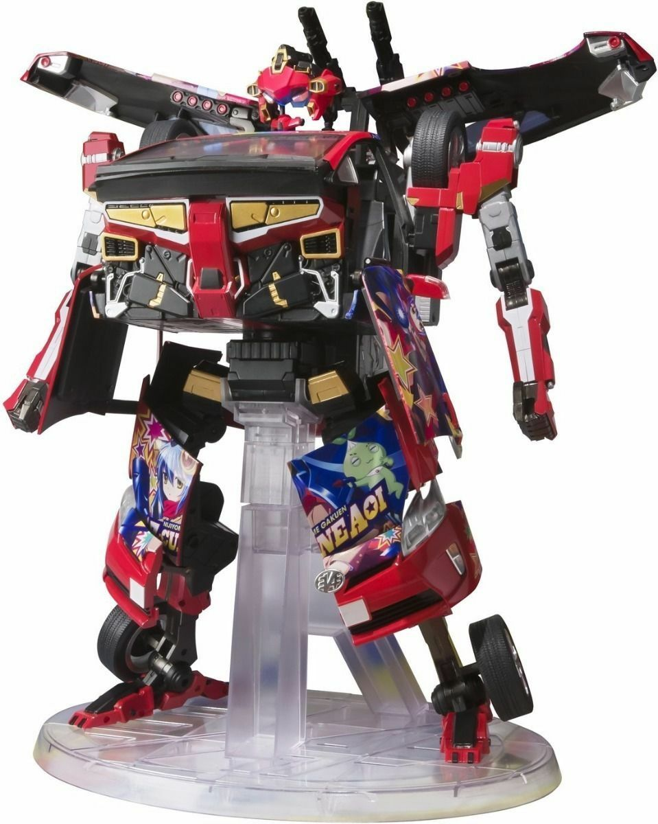 S.H.Figuarts Unofficial Sentai Akibaranger ITASHA ROBO Chogokin BANDAI Japan