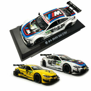 BMW-M4-DTM-Racing-Car-1-24-Model-Car-Metal-Diecast-Toy-Kids-Gift-Collection