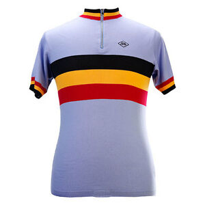 Image is loading Magliamo-039-s-Belgium-Team-Short-Sleeve-Jersey 1bc4ad406