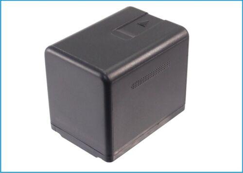 Sdr-s50n Hc-v500m Sdr Sdr-s50 3.7 v Batería Para Panasonic Vw-vbk360 Sdr-h85s