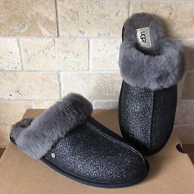 glitter ugg slippers
