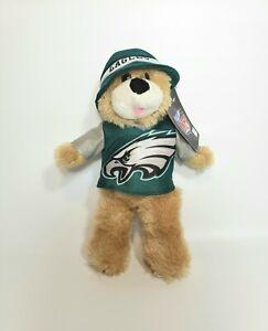Good-Stuff-NFL-com-Teddy-Bear-plush-Stuffed-Football-8-NWT-Eagles-Philadelphia