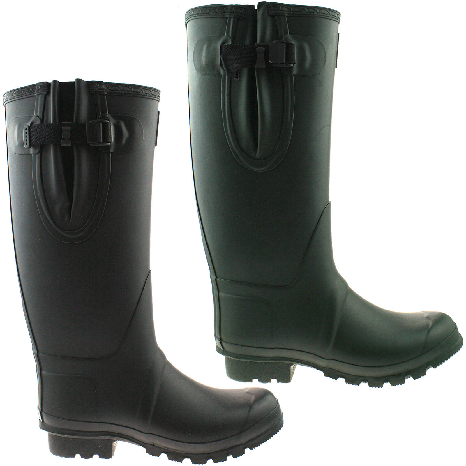 Herren WOODLAND NEOPRENE LINED WELLINGTONS SIZE UK 3 THERMAL - 15 THERMAL 3 WELLIES W258 KD b02e7c