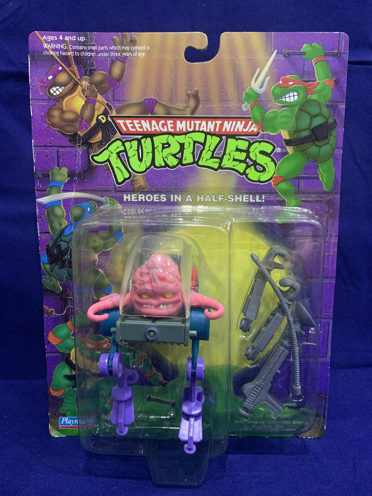 Playmates Takara Japan Vintage Teenage  Mutant Ninja Turtles TMNT Krang MOSC  vendita scontata