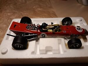 Exoto 1:18 Lotus Ford Type 49B n. 9 - Grand Prix Classics - Italia - Exoto 1:18 Lotus Ford Type 49B n. 9 - Grand Prix Classics - Italia