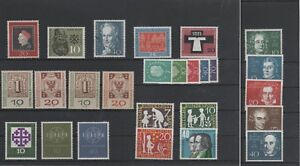 Germany-Federal-Frg-vintage-yearset-Yearset-1959-Mint-MNH-complete-Complete