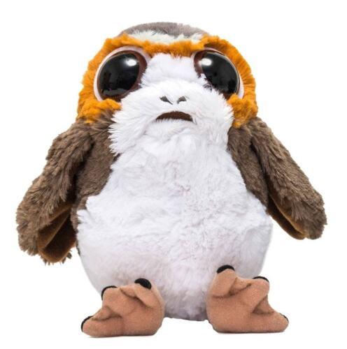 15-25CM Star Wars Porg Plush Toy The Last Jedi Porg Bird Stuffed Xmas Doll US