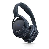 Photive Bth3 Over-the-ear Wireless Bluetooth Headphones With Built-in Mic And...