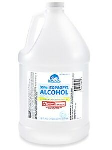 Image Is Loading Brand NEW 99 Isopropyl Rubbing Alcohol GALLON EXP