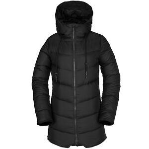 Zu Übergangsjacke Jacket Structure Volcom Damen Jacke Daunenjacke Winterjacke Details Down oerCdBx