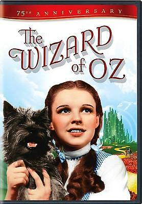 THE WIZARD OF OZ - 75th ANNIVERSARY 2 DVD EDITION - AUTHENTIC WARNER BROS SET