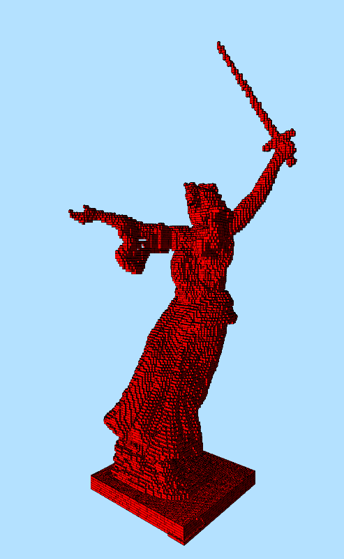 LEGO The The The Motherland Calls statue building instruction 2d8bec