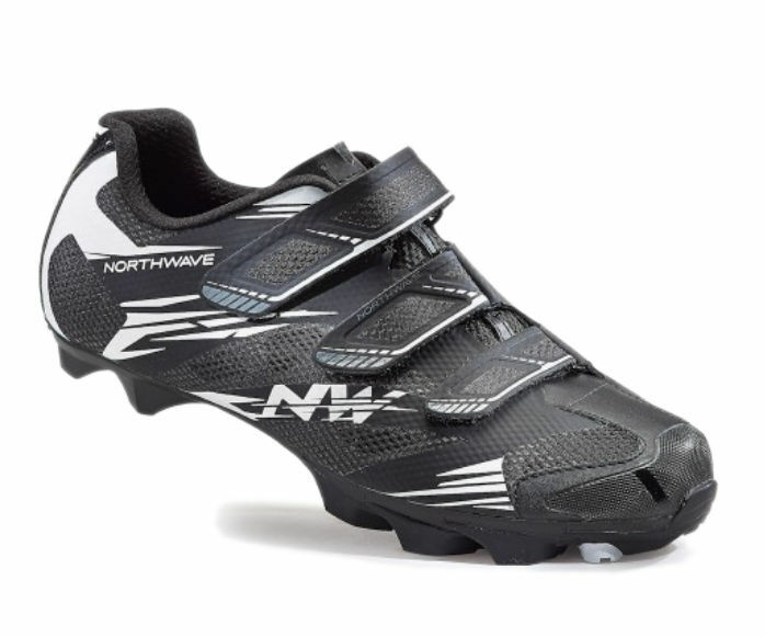 Zapatos Ciclismo MTB - NORTHWAVE SCORPIUS 2 2 2 - Misura 47 - Nero Bianco a09c19