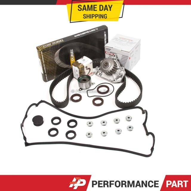 Timing Belt Water Pump Kit Valve Cover For Acura Integra