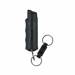SABRE Advanced Pepper Spray Keychain with Quick Release – 3-in-1 Pepper Spray...
