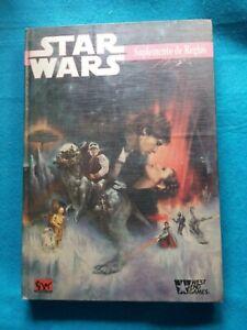 Rol-Star-Wars-El-Juego-de-Rol-Suplemento-de-Reglas-Joc-Internacional-RL824