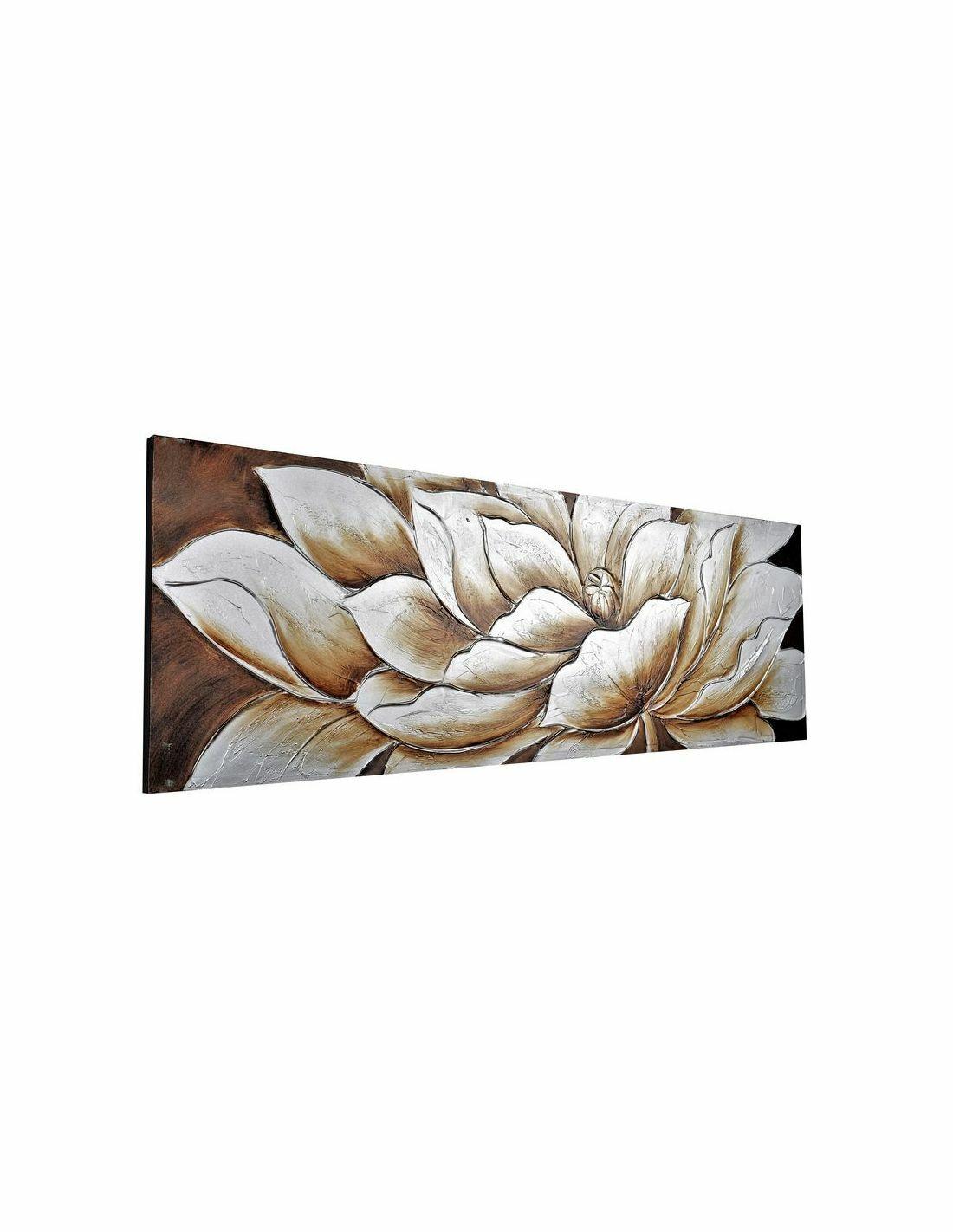 Peinture Sur Toile 50x150cm 462b