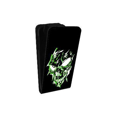Handy Hülle Flip Tasche für Samsung Schutzhülle Cover Case Schutz Etui VERTIKAL