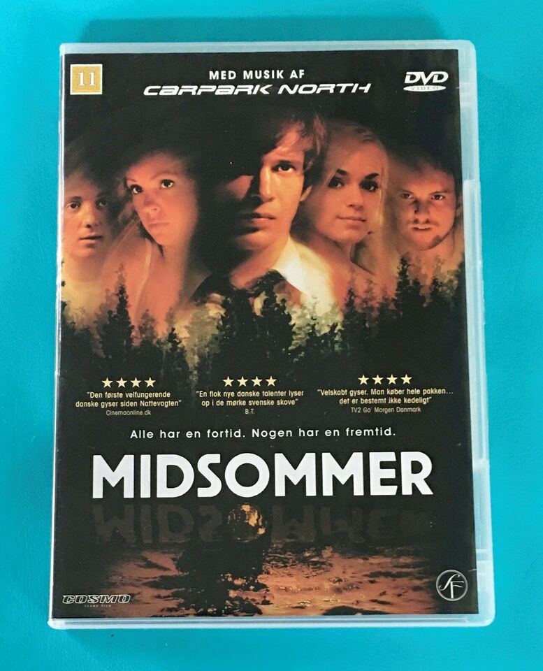Midsommer, DVD, gyser