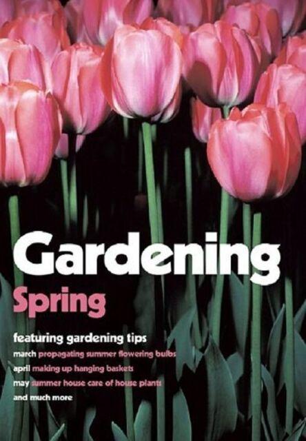 Gardening.Spring.DVD.NEW.End Of Stock!