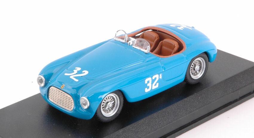 Ferrari 212 export nd (1st Class) SCCA Bebble Beach 1952 to Stubbs model