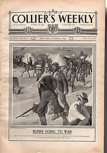 1899-Colliers-October-21-Boers-go-to-war-McKinley-honors-Dewey-America-039-s-Cup