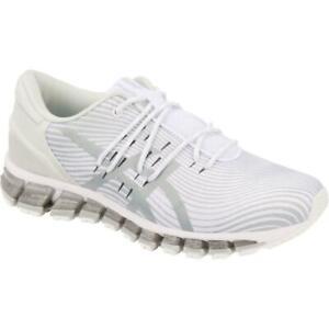 95175b1b5b8a ASICS GEL-Quantum 360 4 Women s Running Shoes (Size 7) White   Grey ...